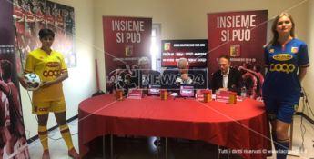 Il Catanzaro calcio presenta la nuova campagna abbonamenti