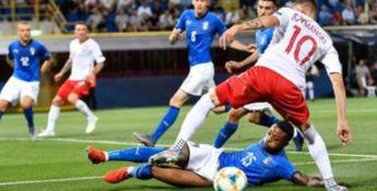 Europei U21, l'Italia stecca con la Polonia. Semifinali più lontane