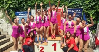 Le ginnaste della Lucky Friends conquistano 34 medaglie