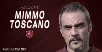 SERIE C | Il nuovo allenatore della Reggina è Mimmo Toscano