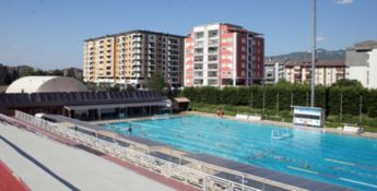 La piscina di Cosenza