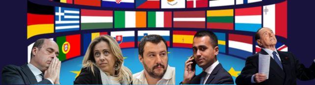 Lega primo partito, il Pd spera nel sorpasso su M5s: i primi exit poll sulle Europee in Italia