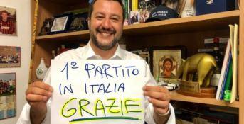 Il ministro Salvini