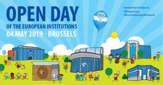 4 maggio, giornata delle porte aperte delle istituzioni europee a Bruxelles
