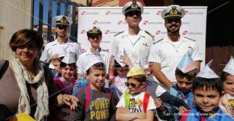 Vibo Marina, capitaneria e studenti insieme per un mare plastic free