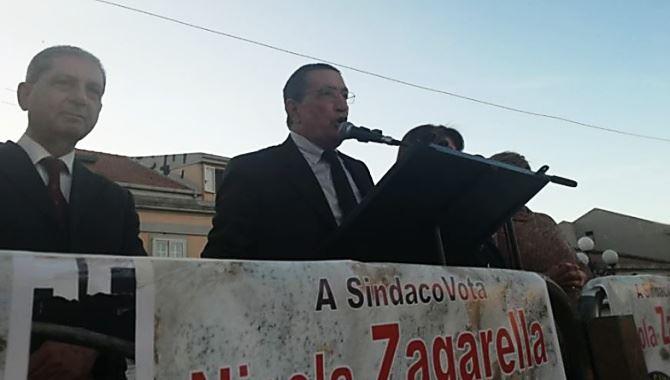 Gioia Tauro, il candidato a sindaco Zagarella