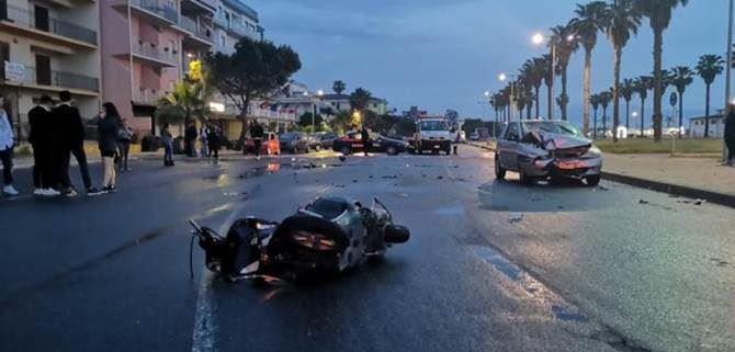 Incidente a Corigliano-Rossano