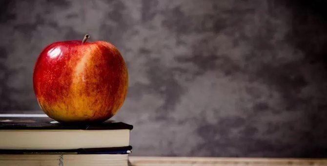 Regalare una mela, come fanno negli Usa, non basta...