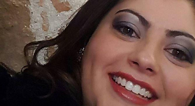 Pizzo, la giovane mamma Valentina Sarlo