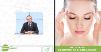 Mal di testa, un disturbo che richiede ascolto: il WhatsApp del dottor Bonavina