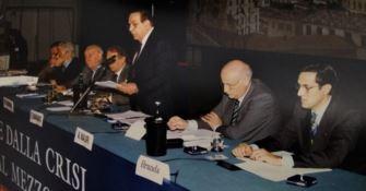 Si è spento Ernesto Marano, storico presidente degli industriali cosentini
