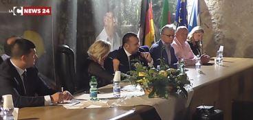 Si rinnova il gemellaggio tra Santa Maria del Cedro e la Repubblica Ceca