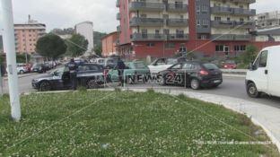 Viabilità a Cosenza, lavori e disagi: traffico ancora in tilt