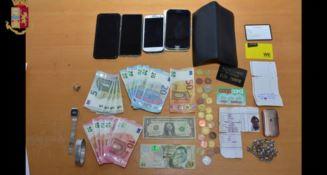Rapine, scippi e furti a Reggio Calabria: in carcere 28enne