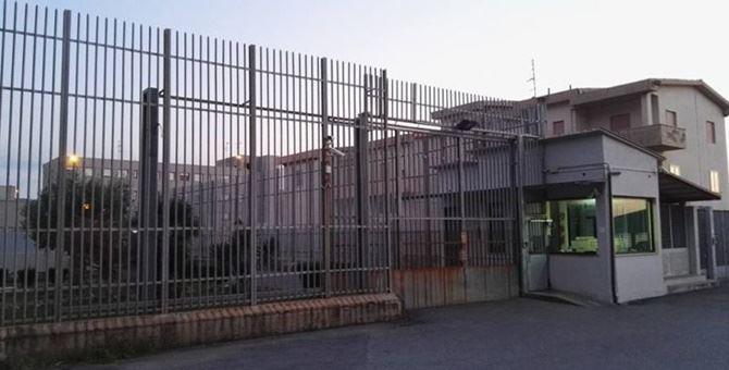 Il carcere di Paola