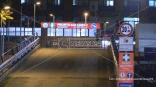 Ospedale Cosenza, medico aggredito nella notte al pronto soccorso