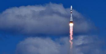 Il lancio di una sonda spaziale