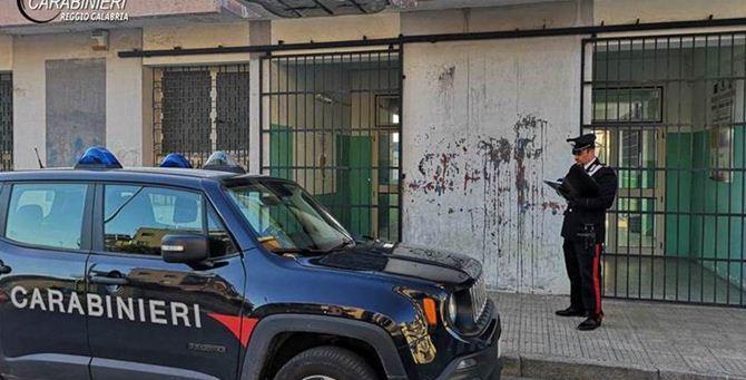 I carabinieri alla scuola di Gioia