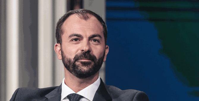 Il vice ministro Fioramonti