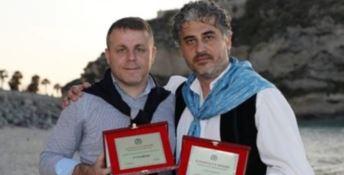 Saverio Caracciolo e Andrea Addolorato