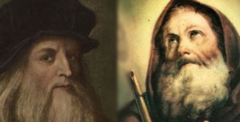 Leonardo da Vinci e San Francesco di Paola