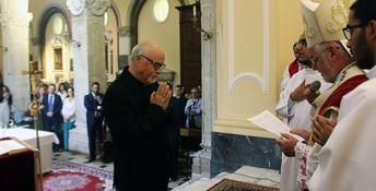 Il sacerdote Nicola Pacetta