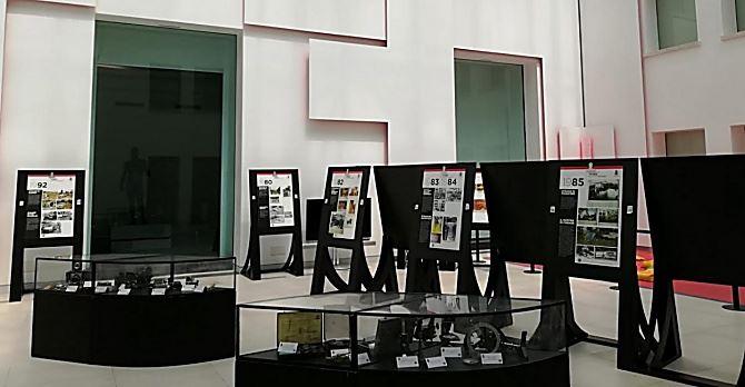La mostra a Reggio Calabria