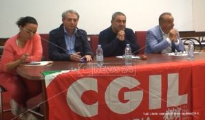 Forestali calabresi, vertice a Catanzaro: «Contratto fermo da 10 anni»