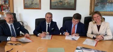 Museo del Mare a Catanzaro, firmata la convenzione con il Muma di Genova