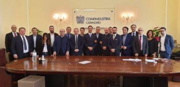 Unindustria Calabria, rinnovati i direttivi di Sanità e Materiali da costruzione