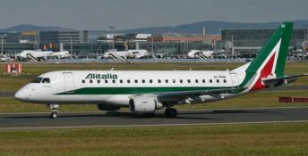 Coronavirus, Alitalia cancella alcuni voli da e per la Calabria