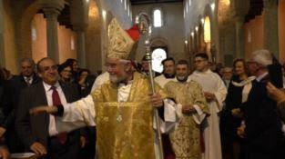 La Locride riabbraccia l'arcivescovo Bregantini: «Non siate nostalgici»