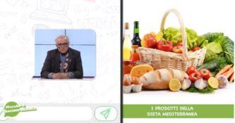 Dieta mediterranea, il WhatsApp di Giacomo Muraca