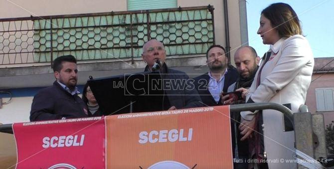 Aldo Alessio avvia la campagna elettorale