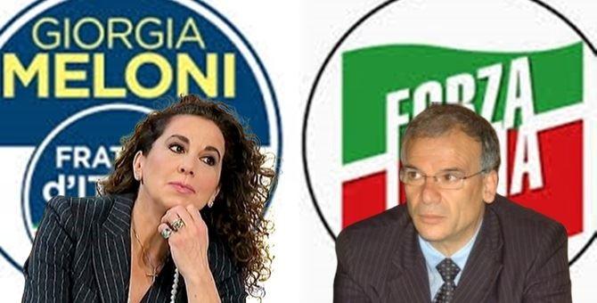 Wanda Ferro e Domenico Tallini