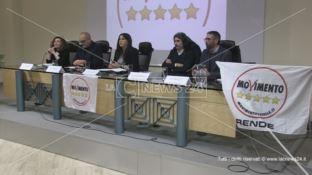 Dissesto a Cosenza, i deputati pentastellati: «Gravi conseguenze per la città»