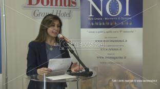 Elezioni a Rende, la sfida di Eleonora Cafiero: «Pronta a guidare la città»