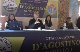 Gioia Tauro, D'Agostino lancia la campagna elettorale