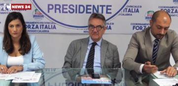 I consiglieri comunali Mary Caracciolo, Lucio Dattola e Pasquale Imbalzano