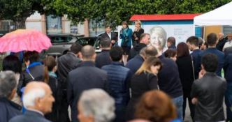 Elezioni, Maria Limardo a Vibo Marina per esporre idee e programmi