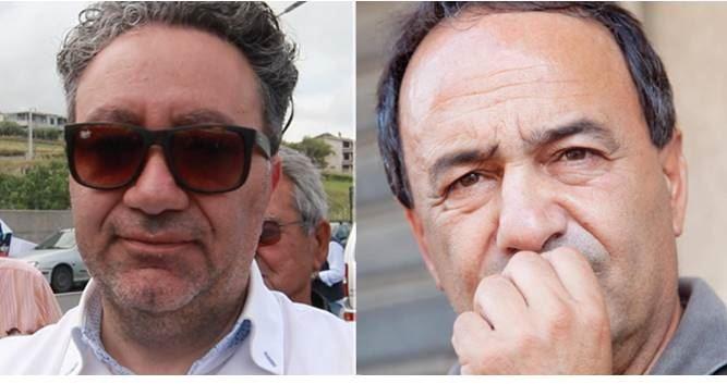 Antonio Trifoli e Mimmo Lucano