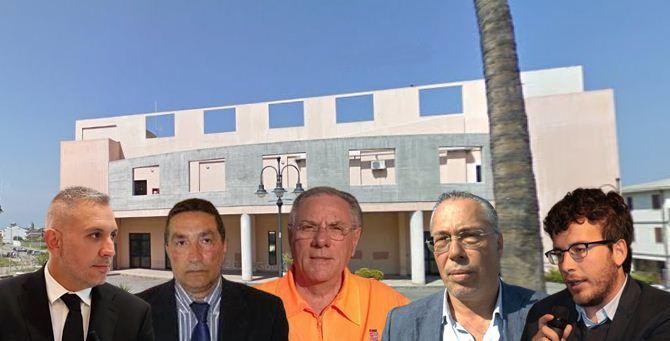 I cinque candidati
