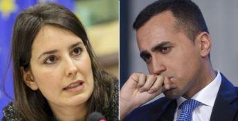 Laura Ferrara e Luigi Di Maio