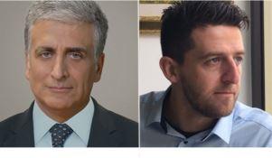Giuseppe Graziano e Flavio Stasi