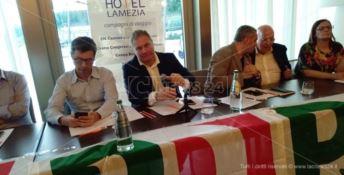 Orlando in Calabria per provare a rilanciare il Pd