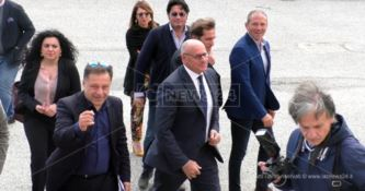 Il vicepresidente della Camera Rampelli in visita nel Catanzarese