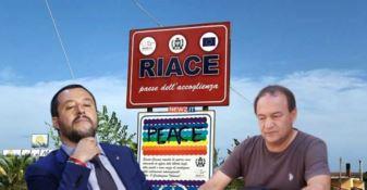 Salvini e Lucano