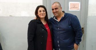 Elezioni, Valentina Cuda stravince a Pianopoli