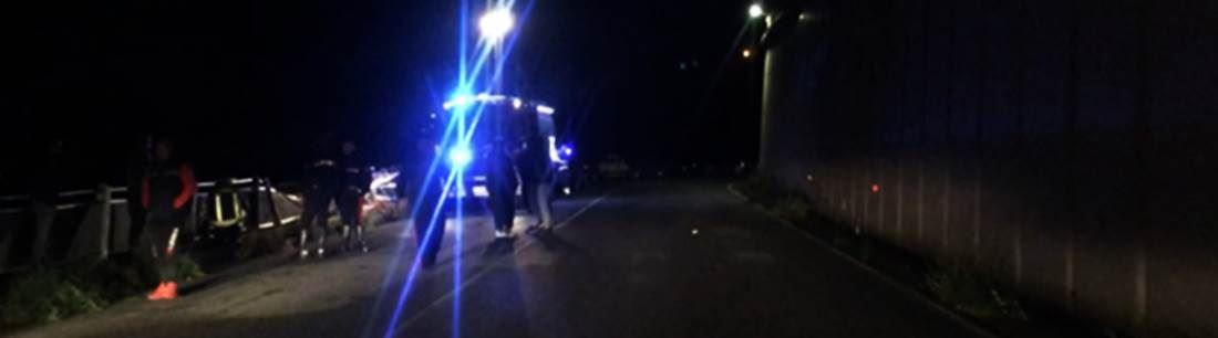 Incidente mortale nella Locride
