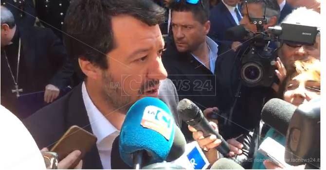 Lega, Matteo Salvini